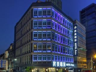 Beauty Hotels Taipei- Hotel Bchic